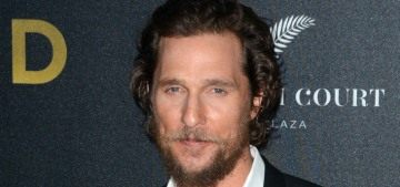 Matthew McConaughey: It's time for us to 'embrace' President Trump
