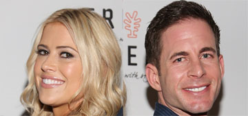 Christina El Moussa steps out with new boyfriend, In Touch is there