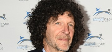 Howard Stern: Donald Trump 'still wants Hillary Clinton to win'