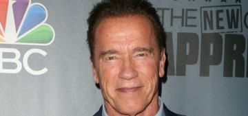 Arnold Schwarzenegger wanted to 'smash' Donald Trump's face 'into the table'