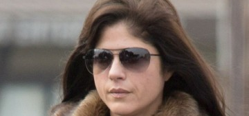 Selma Blair drove off with a gas pump nozzle still attached, it cost her $500