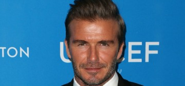 David Beckham's 'hacked emails' reveal he's obsessed with getting a knighthood