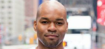 The 'New Mr. Clean,' Mike Jackson, is both hot and confusing