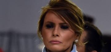 Poor Melania Trump had plans to run a beauty/fashion empire as FLOTUS