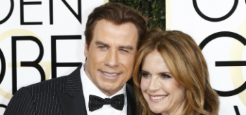 John Travolta on why his marriage works: 'We have a great sense of humor'