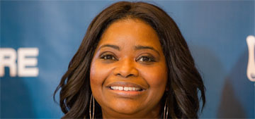Octavia Spencer's destiny: 'To be one of the greatest producers in Hollywood'