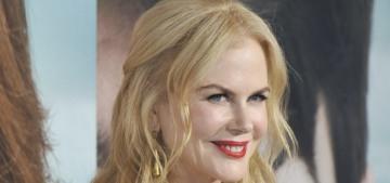 Nicole Kidman in Altuzarra at the 'Big Little Lies' premiere: cute or meh?