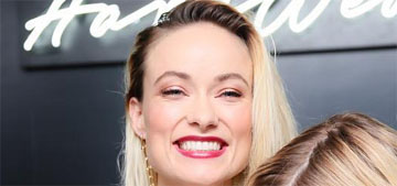 Olivia Wilde got a blonde bob with dark roots: cute or doesn't suit her?