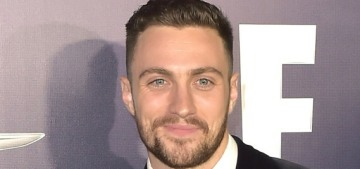 Aaron Taylor Johnson was 'relieved' that he wasn't nominated for an Oscar