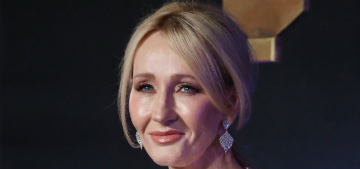 J.K. Rowling is not here for memes about her death