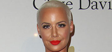 Amber Rose and Val Chmerkovskiy split up right in time for Valentine's day