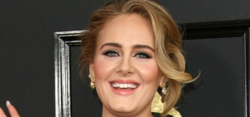 Adele swept the Grammys, performed twice & wore a lovely Givenchy