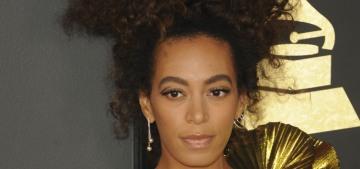 Solange Knowles in Gucci & Irisvan Herpen at the Grammys: gorgeous?
