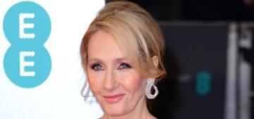 J.K. Rowling schools Piers Morgan: bully suckups get burned alive