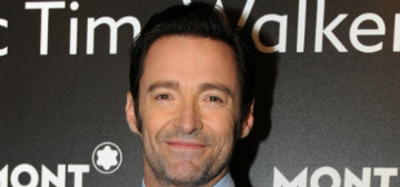 Hugh Jackman lost more of his beautiful face to skin cancer: 'Wear sunscreen!'