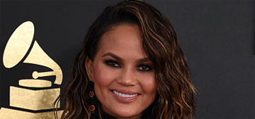 Chrissy Teigen Snapchatted drunk on Grammy night: too funny or too much?
