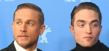 Robert Pattinson went Full Zoolander at the Berlinale 'City of Z' premiere