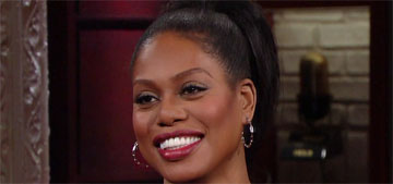 Laverne Cox is still apologizing for forgetting Metallica: 'It was just a mistake'