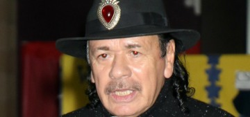 Carlos Santana dismisses Beyonce: 'She's not a singer-singer' (update)