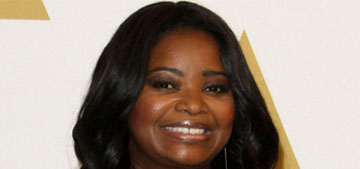 Octavia Spencer: 'diversity is all shapes and sizes and socioeconomic levels'