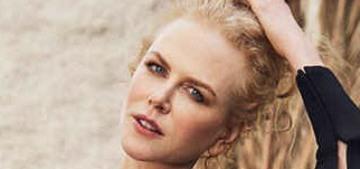 Nicole Kidman: Worst-dressed lists are 'nasty & misogynistic'