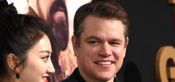 Asian Twitter decided to thank Matt Damon for being their white savior