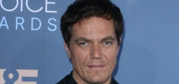 Michael Shannon: Sex involves fear, horror, anxiety, sadness & loneliness