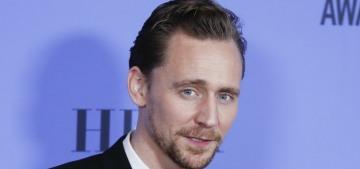 Tom Hiddleston wasn't aggressively cringey on the 'Graham Norton Show'