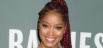 Keke Palmer: If we trust ourselves we will change the world