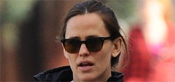 Jennifer Garner hasn't yet filed for divorce from Ben Affleck, E!: things are the same