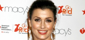 Bridget Moynahan wants Emperor Baby Fists to release his tax returns