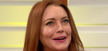 Lindsay Lohan claims she was 'racially profiled' in NYC for her head scarf