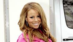 Mariah Carey wants you to punch her hard