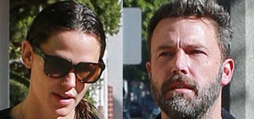 Gossip Cop: Jennifer Garner isn't filing for divorce from Ben Affleck