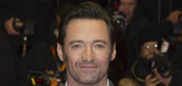 Hugh Jackman's wife didn't want him to play Wolverine 17 years ago