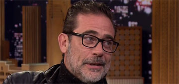 Jeffrey Dean Morgan: it's 'stupid' that Walking Dead shirt was pulled for racism