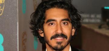 Brutally Honest Oscar voter: Everyone loves Dev Patel's 'mid-range brown color'