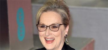 Jack Black hopes Meryl Streep 'wins the Oscar & talks more sh-t about that a-hole'