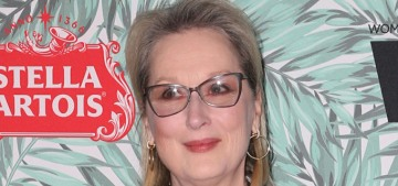 Meryl Streep: Karl Lagerfeld 'defamed me' & needs to apologize