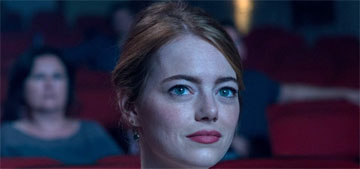 Emma Stone has won the Best Actress Oscar for 'La La Land'