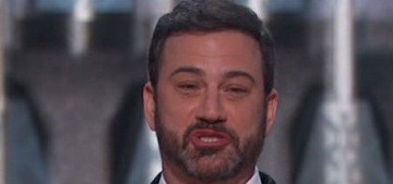 Jimmy Kimmel tries to explain what happened during the Oscar debacle