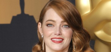"""Did Emma Stone really believe she earned her Oscar?"" links"