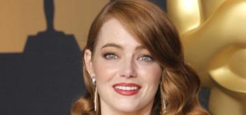 """Did Emma Stone really believe she earned her Oscar?"" links"