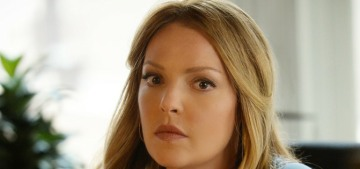 Katherine Heigl's TV show, 'Doubt', was cancelled after only two episodes