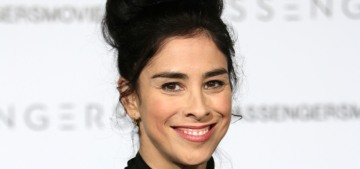 Sarah Silverman made the choice to live her 'fullest life' rather than be a mom