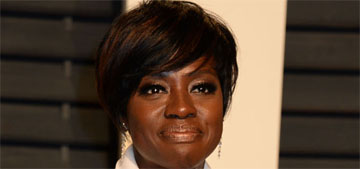 Viola Davis has impostor syndrome, thinks people will consider her a hack