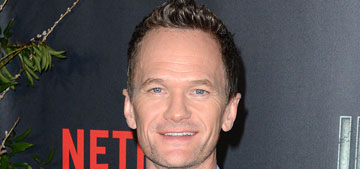 Neil Patrick Harris takes a foodie field trip with his picture-perfect family