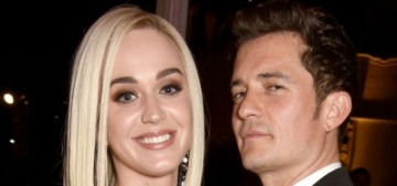 Katy Perry & Orlando Bloom broke up after about 13 months together