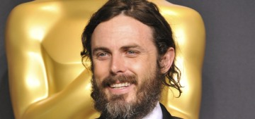 Casey Affleck: 'Everyone deserves to be treated with respect in the workplace'