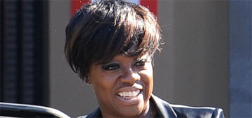 Viola Davis used to sleep with rags around her neck so that rats wouldn't bite her